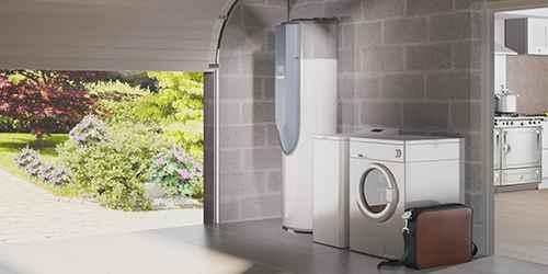 chauffe eau thermodynamique ecbm. Black Bedroom Furniture Sets. Home Design Ideas